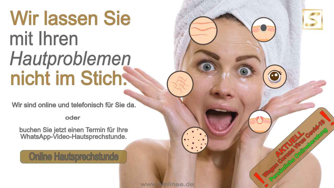 Sinlinea - Kosmetik-Institut - Wallersdorf | Online-Hautsprechstunde